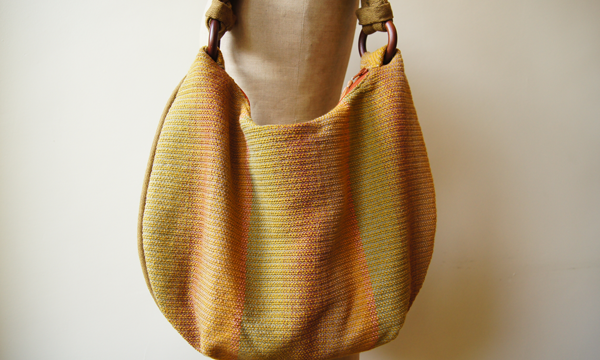 Alice bag – ochre dégradé / SOLD