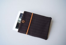 iPad cover 1 - brown orange