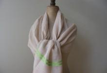shawl madb.netw - salmon