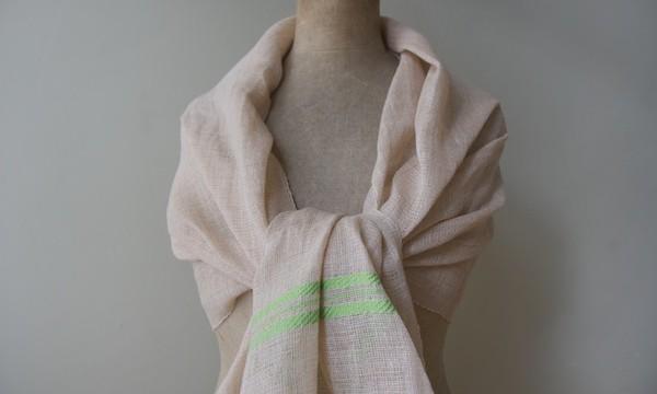 shawl madb.netw - creme