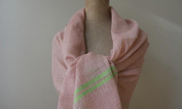 shawl madb.netw - pink
