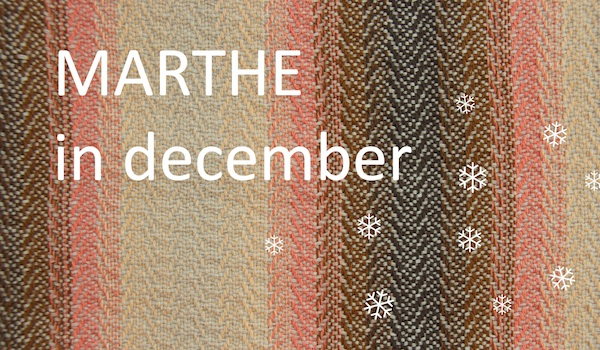 MARTHE shopping-opportunities in DECEMBER