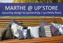 MARTHE @ UP'STORE by Les Petits Riens